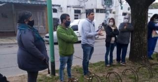 Asamblea en el Hospital José María Gomendio: Reclaman la apertura de paritarias