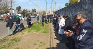 """Lescano: """"Este es un triunfo de los trabajadores y trabajadoras"""""""