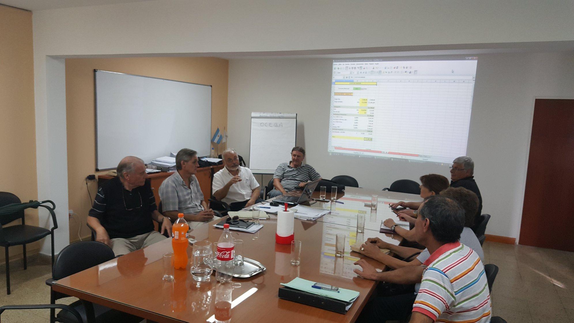 Los concejales del bloque Unidad Ciudadana-FpV se reunieron con las autoridades de la Cooperativa de Servicios Públicos de Ramallo (Coospral) a los fines de evaluar la situación de los vecinos en relación con los fuertes incrementos de la energía eléctrica.