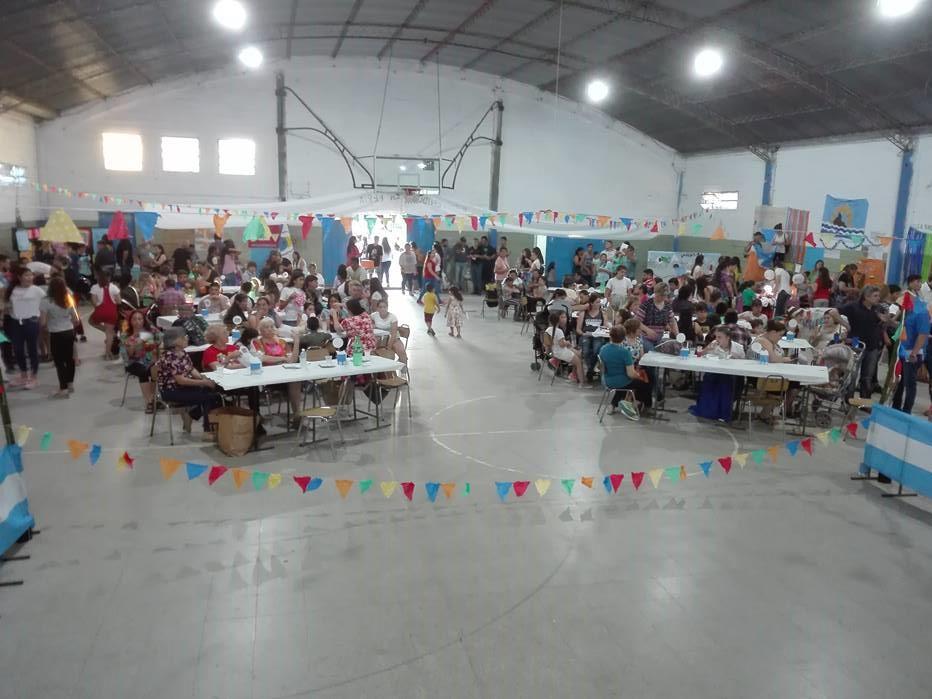 Este jueves y viernes se realizará en la localidad de Villa General Savio una nueva edición de la Feria de las Colectividades.