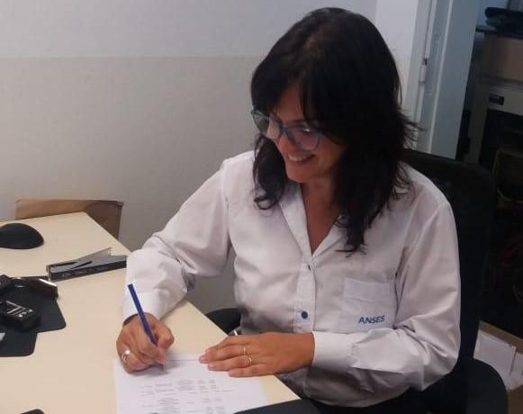 El lunes de esta semana se produjo un cambio en la conducción de ANSeS Ramallo. En el lugar de jefa fue designada María Guadalupe Poggi, en reemplazo de Natividad Rebolini.