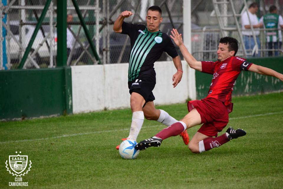Este domingo 11 de noviembre, por la fecha 13ª del Torneo Federal A, fue derrota de Defensores de Villa Ramallo en condición de visitante ante Camioneros por 2 a 0, anotando los goles para el equipo ganador Jonathan Campo (32 PT) y Jorge González (13 ST).