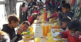 Comedores barriales piden colaboración para atender la demanda