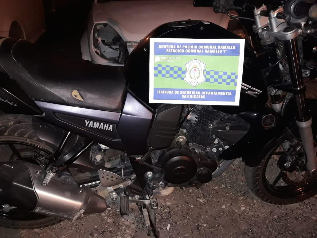 Desde la Secretaría de Seguridad municipal comunicaron que gracias al trabajo preventivo del Centro de Monitoreo se pudo esclarecer un caso de robo en Ramallo.