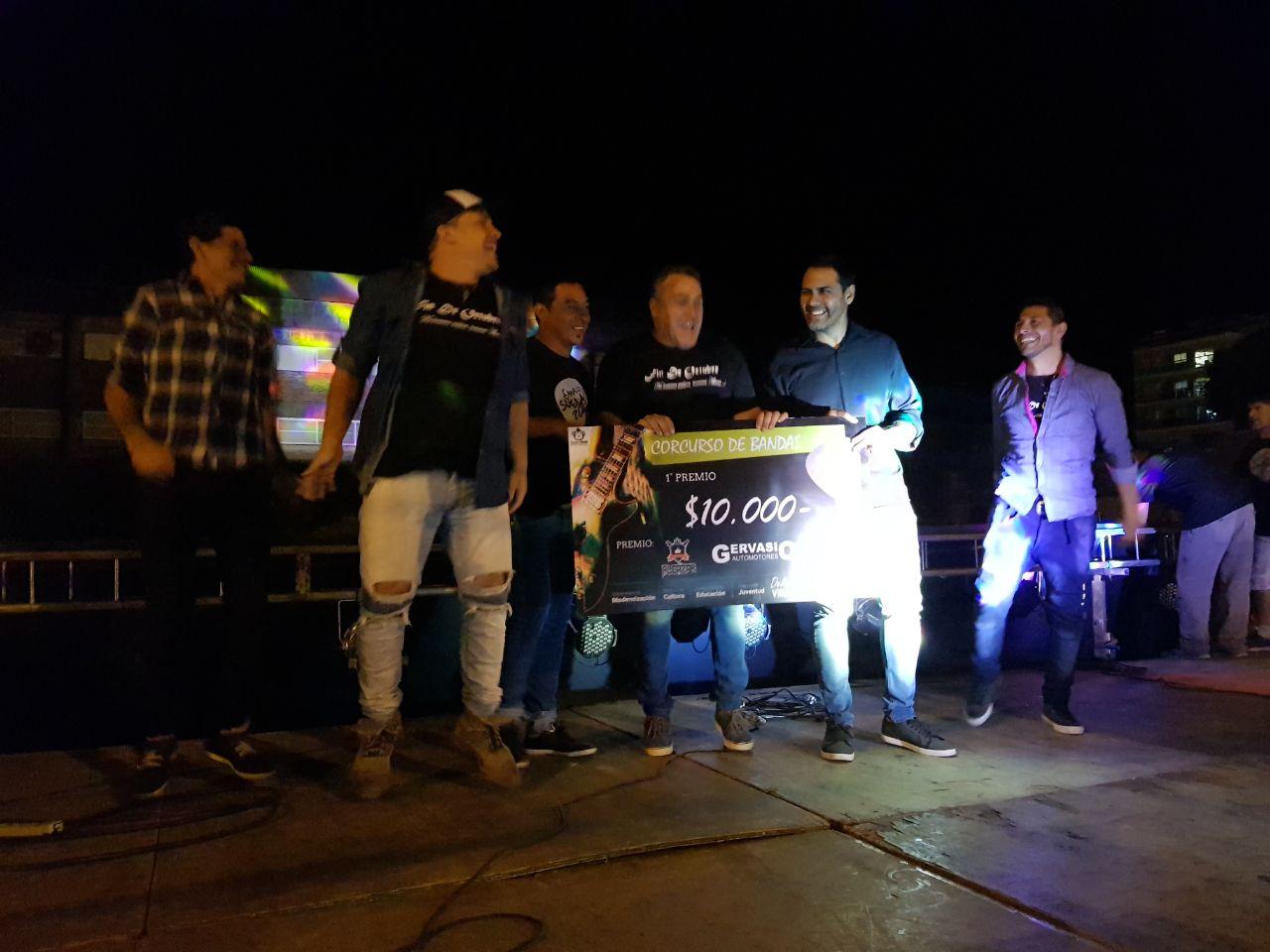 La banda folclórica de Villa General Savio fue la gran ganadora del Ramallo Suena 2018, en una noche llena de talento y sorpresas. La final del concurso se realizó en los festejos por el 132 aniversario de Villa Ramallo.