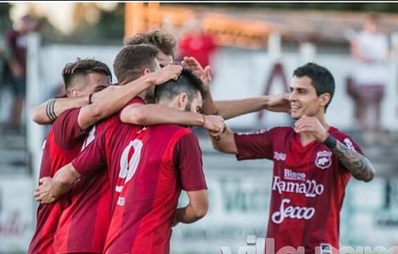 El Granate le ganó 3 a 0 a Gimnasia y Esgrima de Concepción del Uruguay. En un partido donde Defensores encontró su mejor versión de juego, coronó una victoria con goles de Cartechini y Olego.