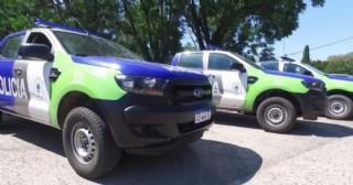 Llegan patrulleros a Ramallo