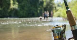 Nuevas actividades autorizadas: pesca recreativa y motociclismo deportivo
