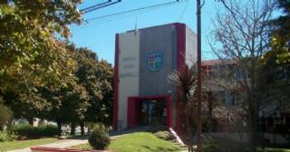 Acto de asunción de autoridades municipales sin la presencia de Poletti