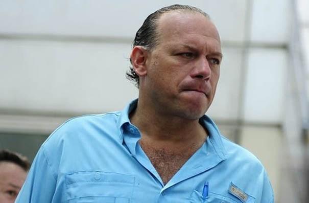 El ex secretario de Seguridad del kirchnerismo, Sergio Berni, famoso por su cuerpo de gendarmes