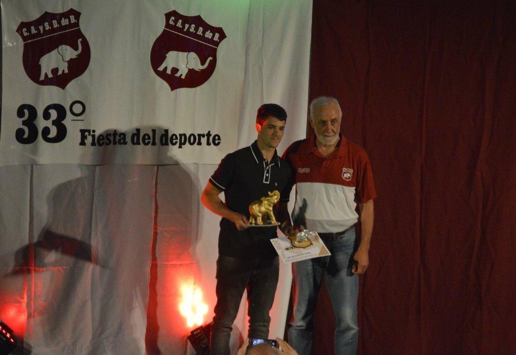 El Club Defensores de Belgrano vivió el jueves 29 de noviembre por la noche la realización de la 33º edición de la Fiesta del Deporte.