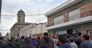 3 gremios presionan a la Municipalidad de Ramallo para dar respuestas