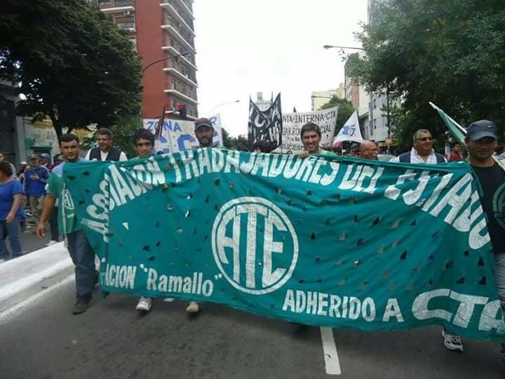 Desde la conducción de ATE Ramallo confirmaron la adhesión al paro nacional convocado por la central obrera para este jueves 15 de febrero. La administración central y el hospital José María Gomendio se verá afectada la atención al público.