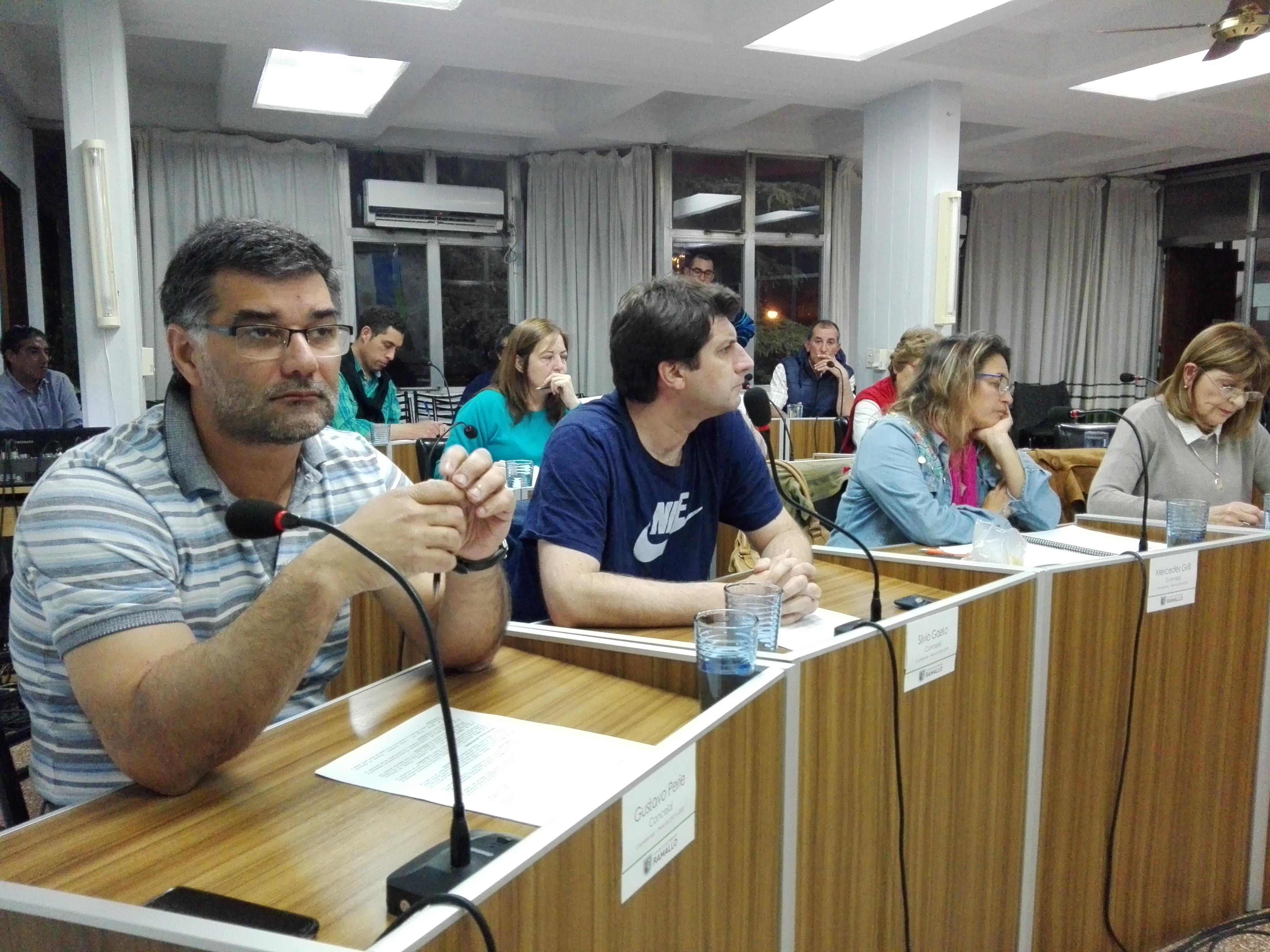 El bloque de Concejales de Cambiemos se sumó a la iniciativa del oficialismo de buscar una alternativa a la discusión del Código de Ordenamiento Urbano y Territorial.