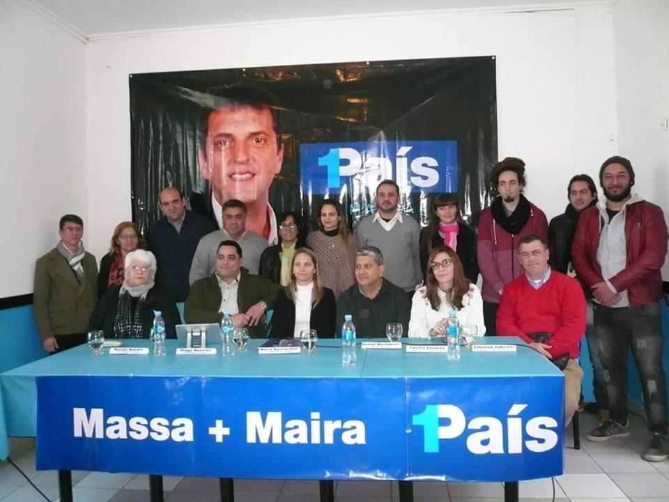 El diputado nacional y candidato a senador nacional por 1País, Sergio Massa, visita este lunes 4 de septiembre nuestra ciudad, de cara a las elecciones 2017.