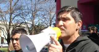 """Lescano declaró el estado de """"asamblea permanente"""""""