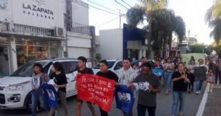Marcha en pedido de justicia por las víctimas de violencia