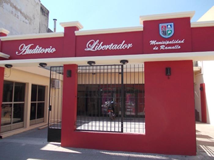 """El Centro de Estudiantes de la Escuela Técnica N° 1 """"Bonifacio Velázquez"""" organiza el debate entre los cuatro candidatos a intendente de Ramallo."""