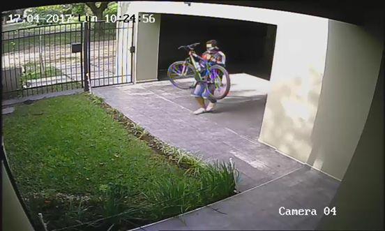 Durante el último fin de semana se produjo un nuevo hecho delictivo en la localidad de Villa Ramallo. En esta oportunidad, sustrajeron de un domicilio una bicicleta azul marca Zenith, a plena luz del día.