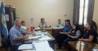 Trabajadores de la Economía Popular pintarán escuelas de Ramallo