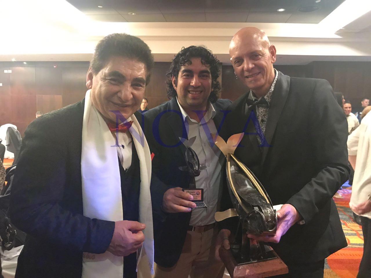 El último sábado, en la localidad chubutense de Puerto Madryn, se llevó a cabo la entrega de Premios Ballenas, en su segunda edición, donde se destacó la labor de los medios de comunicación de casi todo el país, en una noche con diversos números musicales.