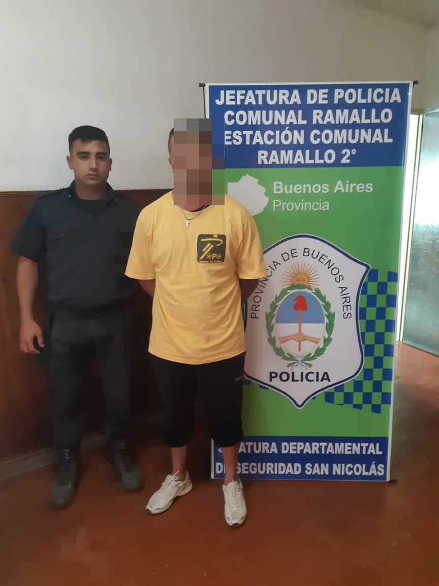 Exitosos allanamientos: Dos detenidos
