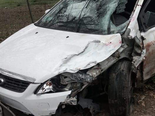 Un joven de Pérez Millán falleció en la mañana de este domingo 21 de julio a raíz de un accidente en Ruta 51, a la altura del kilómetro 58.