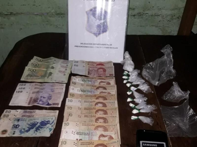 Se realizaron ocho allanamientos en la localidad de Pérez Millán en busca de drogas. Se trató del resultado de una investigación que desde hace meses llevaba adelante la Dirección de Drogas Ilícitas San Nicolás- Ramallo junto al personal de la Subestación comunal de Pérez Millán.