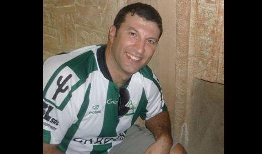 Este viernes 13 de enero, en horas de la mañana, dejó de existir Mauricio Claverol, presidente del Club Los Andes. En 2012 había sufrido un accidente en la Ruta 1001 del que no pudo recuperarse.