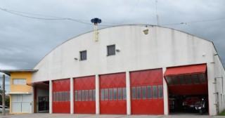 Bomberos Voluntarios se mudó a su nuevo edificio