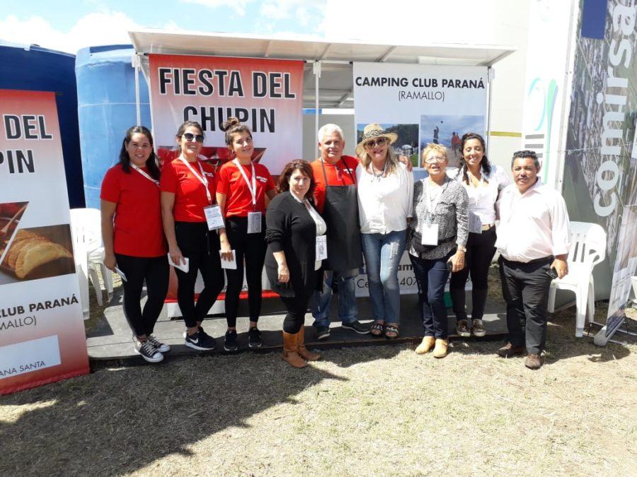 """En el Camping del Club Paraná, se lleva a cabo la segunda edición de la """"Fiesta del Chupín"""". El lugar está ubicado en la continuación del Boulevard Mitre hacia la bajada al río Paraná, donde las actividades comenzarán el día viernes."""
