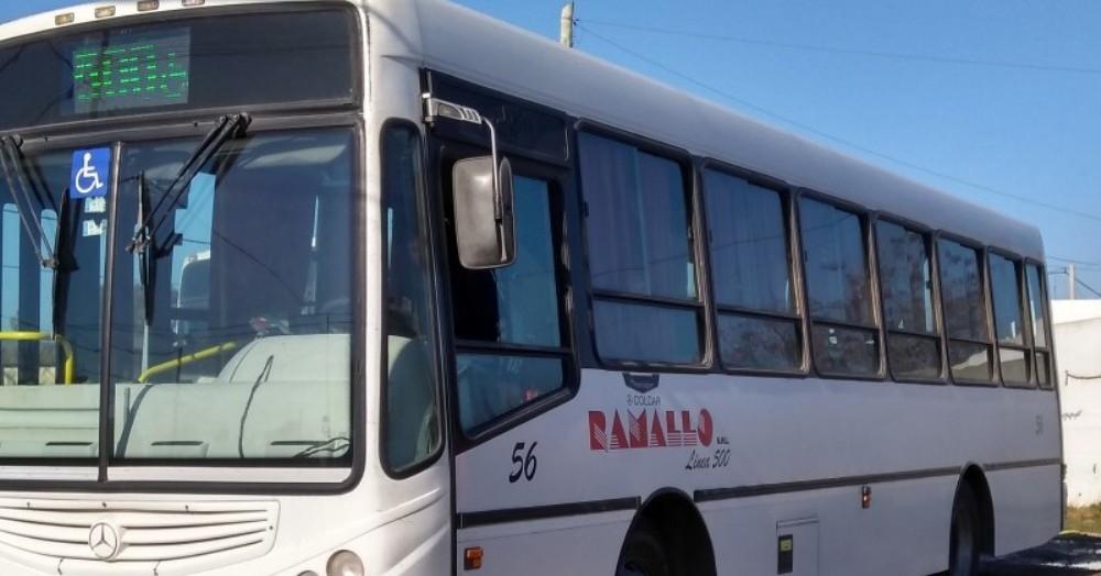 El pasaje en la Línea 500 pasa a costar 33 pesos.