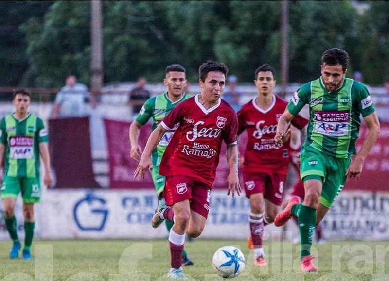 Fue 0-0 ante Unión de Sunchales (foto: Lili Dusso).