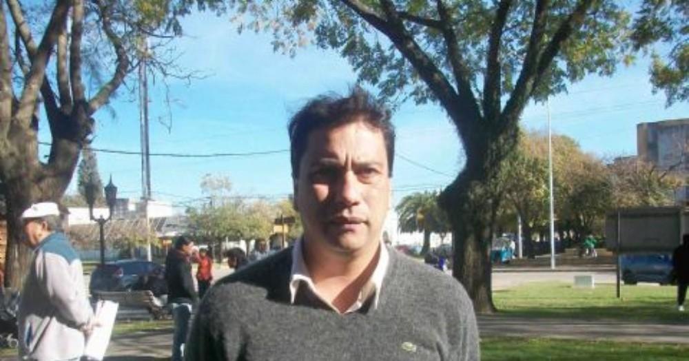 Cristian Mansilla, autor de la iniciativa.