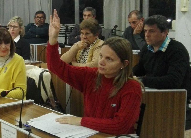 Maira Ricciardelli.