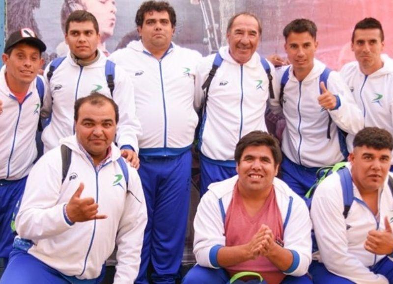El apoyo brindado desde el municipio al deporte y a la cultura, hicieron que el número de la delegación creciera año tras año.