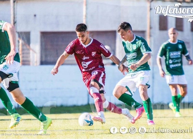 Fue 1-2 ante Sportivo Belgrano.
