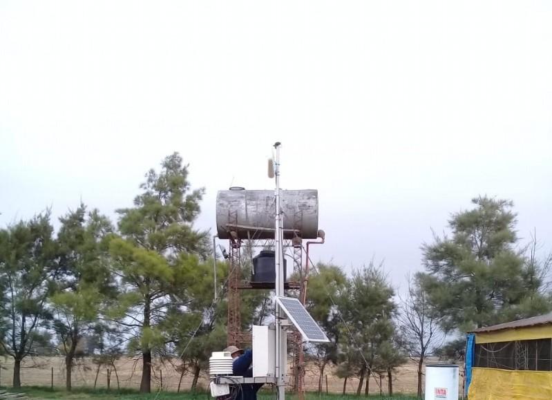 Se encuentra ubicada en la zona rural.