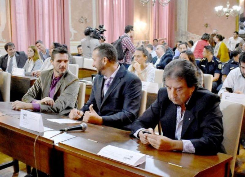Actualmente los concejales de San Pedro tienen un sueldo que ronda los 96 mil pesos.