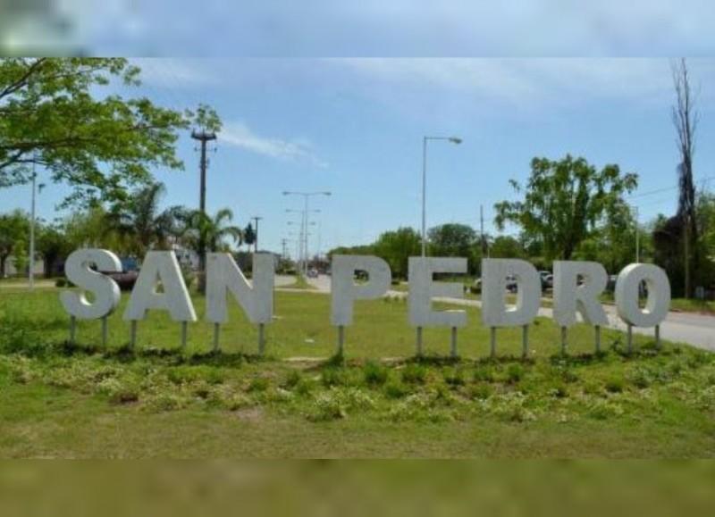 El hecho se produjo a las las 5.10 en Oliveira César al 900, a solo dos cuadras de la terminal de ómnibus de San Pedro.