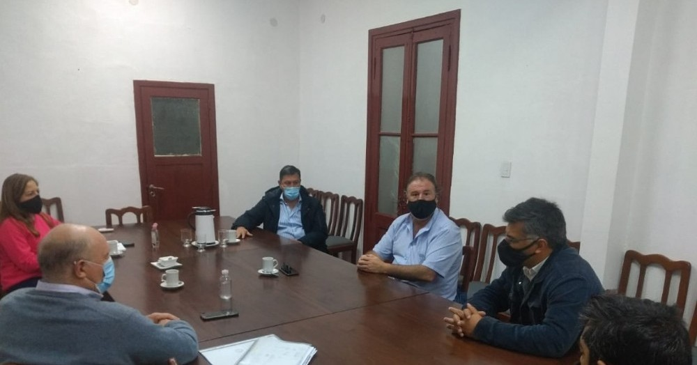 Se priorizó evaluar la situación epidemiológica de Pérez Millán, donde actualmente hay cerca de 700 personas aisladas y 140 casos positivos.