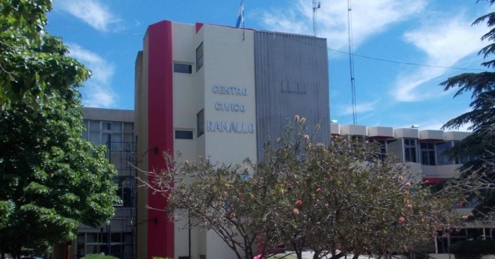 La sede del Ejecutivo local.