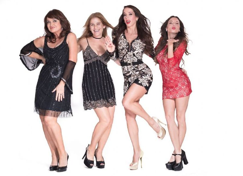 Patricia Echegoyen, Emilia Mazer, Victoria Onetto y Magui Bravi producidas por Damián Sequeira, estarán realizando gira por todo el país.