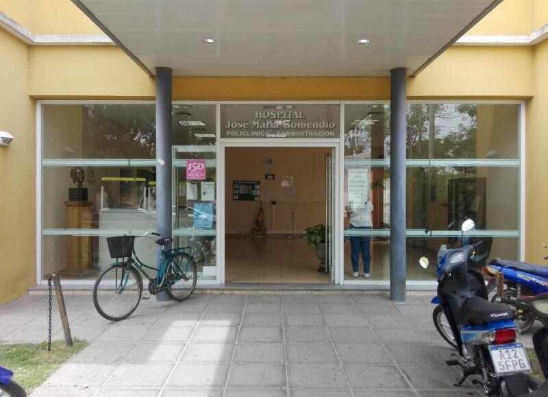 Hospital Gomendio.