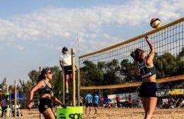 Finalizó con éxito el nacional de Beach Volley en Ramallo
