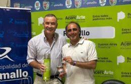 Mauro Poletti y Alejandro Gómez.