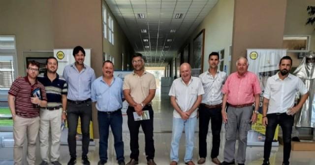 Capacitación laboral: Reunión con el Instituto Fray Luis Beltrán