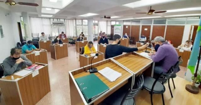 Avanza la instalación de un tomógrafo en el Hospital Gomendio