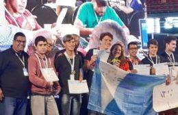 Destacada participación de alumnos de Ramallo en las Olimpíadas de Electromecánica