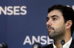 Emilio Basavilbaso, director ejecutivo de la ANSeS.